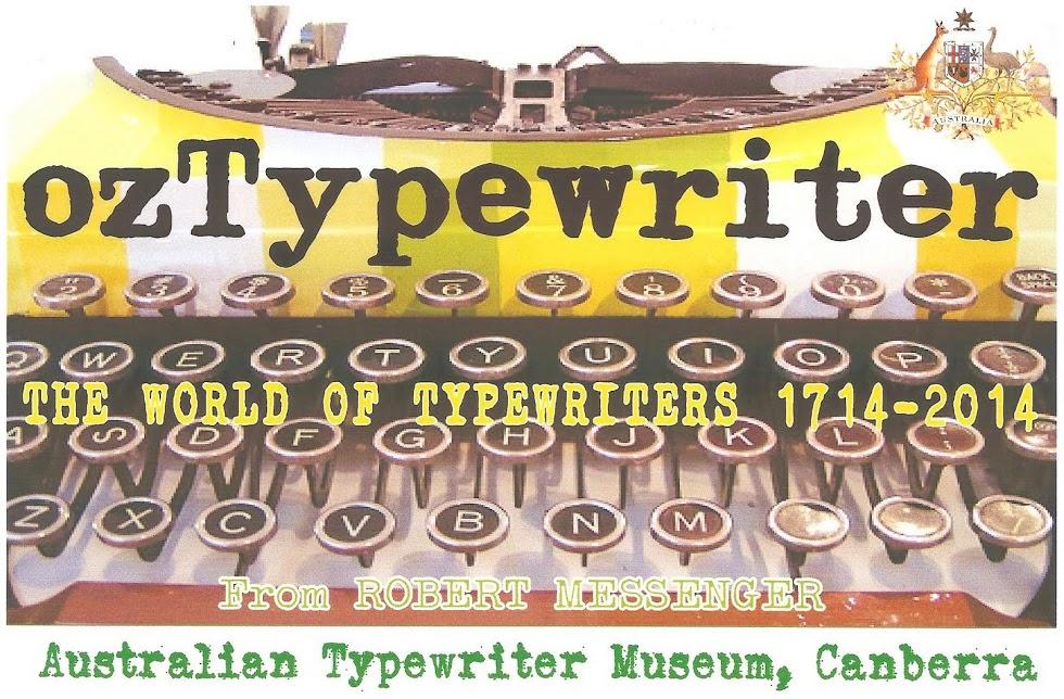 Typewriter Museum Banner